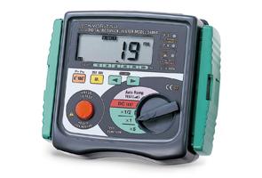 KYORITSU 5406A เครื่องตรวจสอบกระแสรั่วไหลแบบดิจิตอล