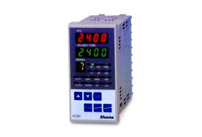 SHINKO FCR-100 SERIES เครื่องวัด-ควบคุมอุณหภูมิและค่าทางไฟฟ้าระบบดิจิตอล