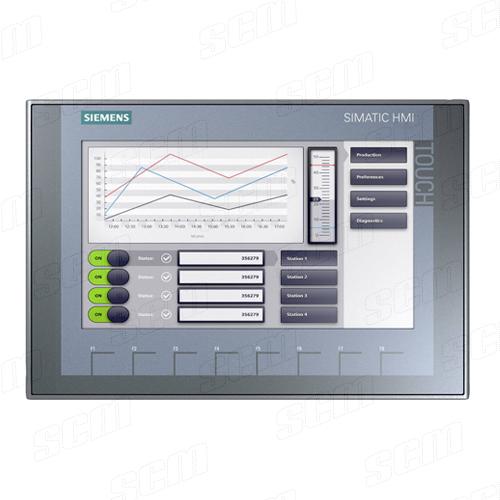 SIEMENS KTP900 จอแสดงผลระบบสัมผัสแบบโปรแกรมได้