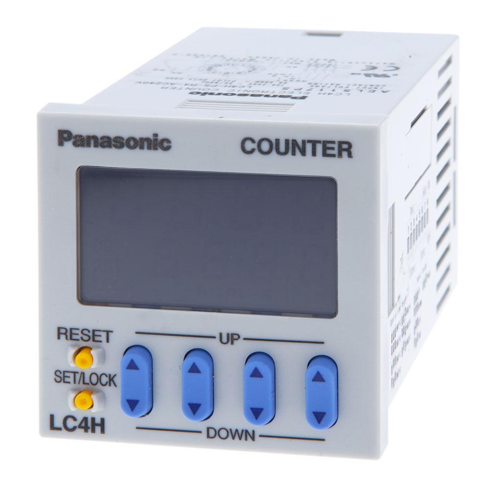 PANASONIC LC4H-R4, LC4H-PS-R4 series เครื่องนับและตั้งจำนวน
