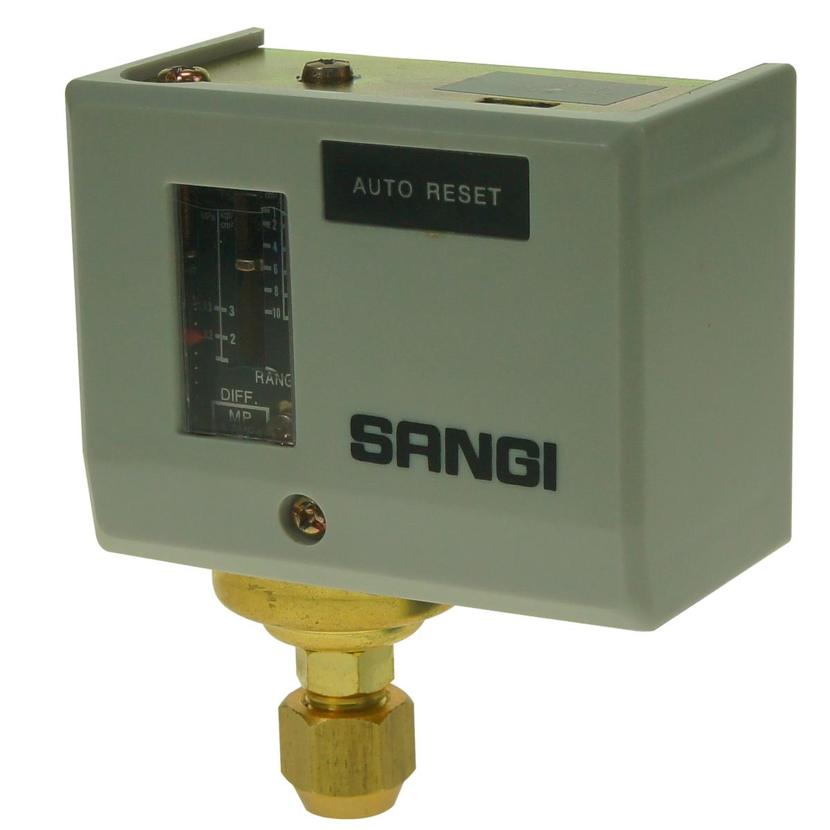 IMARI IM-200 Series สวิทช์ควบคุมความดัน
