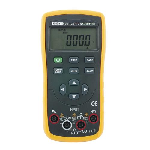 DIGICON CC-R-MS เครื่องวัดและกำเนิดสัญญาณสำหรับสอบเทียบ