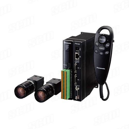 PANASONIC PV230 กล้องตรวจสอบคุณภาพตัวอักษรและอ่าน 1D/2D Code