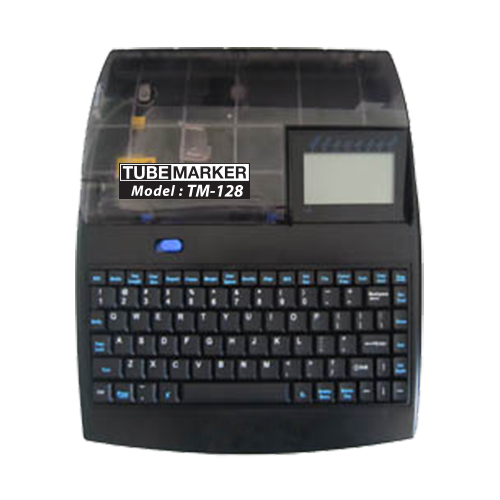 TUBEMARKER TM-128 เครื่องพิมพ์ปลอกสาย และสติกเกอร์