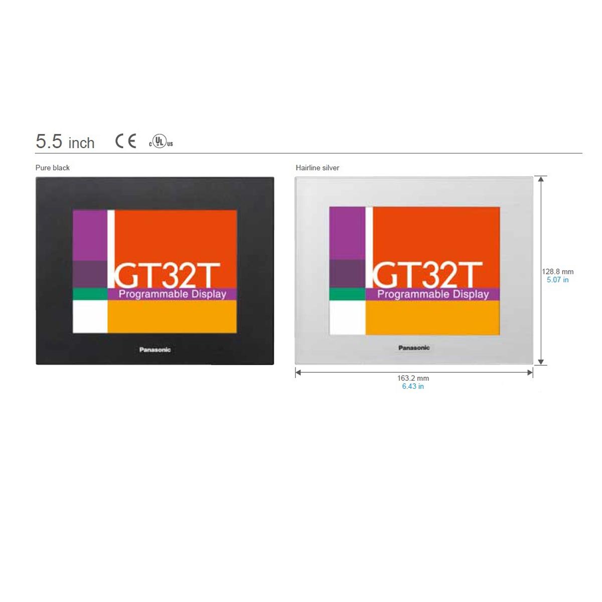 PANASONIC GT32T จอสั่งการระบบสัมผัส