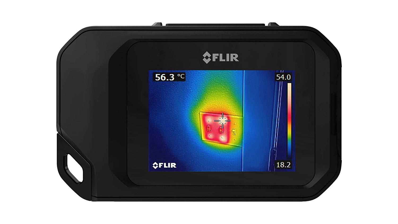 FLIR C3 กล้องถ่ายภาพความร้อนแบบพกพา