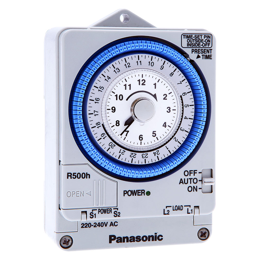PANASONIC TB36N นาฬิกาตั้งเวลาอนาล็อกแบบ 1 วัน
