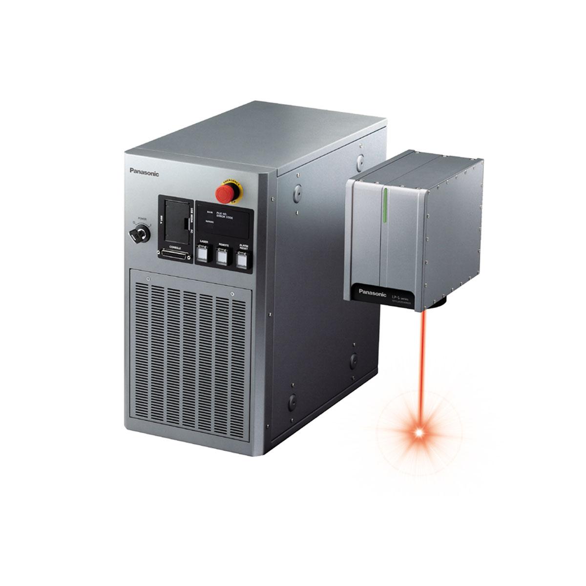 PANASONIC / SUNX LP-S SERIES เครื่องพิมพ์ตัวอักษรด้วยเลเซอร์ ชนิด FAYb Laser Marker