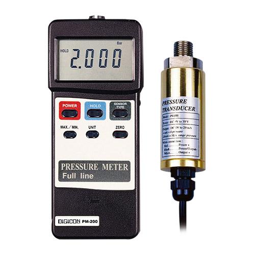 DIGICON PM-200 เครื่องวัดความดันแบบมือถือ
