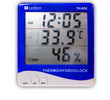 โดดเด่นด้วยคุณสมบัติ วัดอุณหภูมิได้ถึง 2 จุด UNION TH-03C