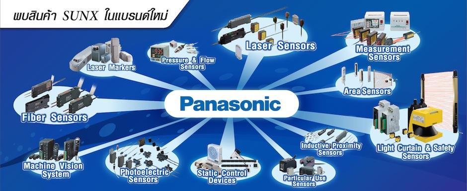 Panasonic Product Line